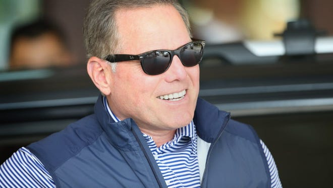 David M. Zaslav, president and chief executive officer of Discovery Communications, is interviewed at the Allen & Company Sun Valley Conference on July 7, 2015, in Sun Valley, Idaho.