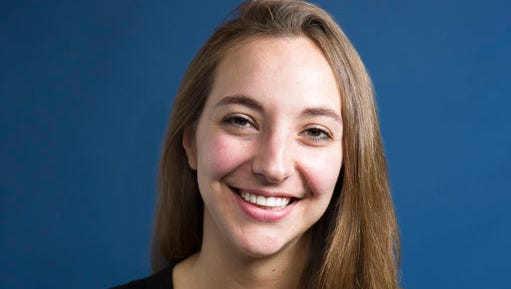 "This December 2016 photo provided by NerdWallet shows Brianna McGurran, a columnist for personal finance website NerdWallet.com. ""Ask Brianna"" is a Q&A column for 20-somethings, or anyone else starting out."