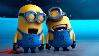 "The Minions, shown in ""Despicable Me 2,"" get their own movie in July."