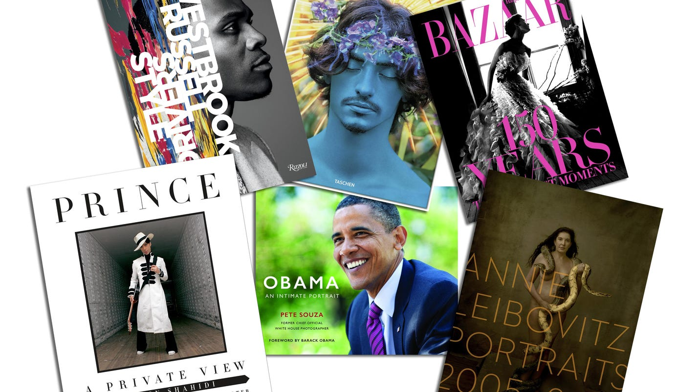 Holiday Gift Guide: Coffee-table books