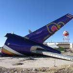Behind the scenes at New Mexico's 'airline boneyard'