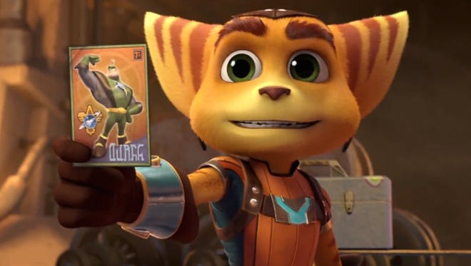 """Ratchet & Clank"" is based on the Sony PlayStation video game."