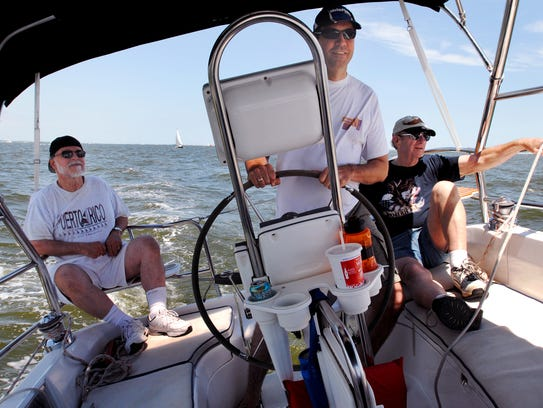 Crew time membership at SailTime Jersey Shore is for