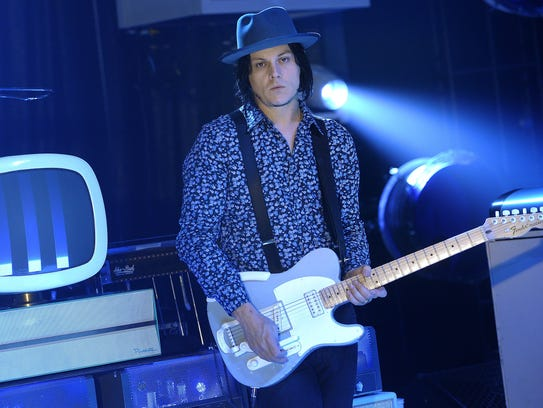 Jack White is one of the co-owners of Tidal, a new