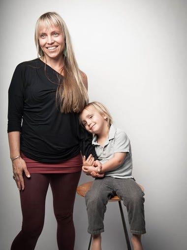 Jade Beall, 35, Tucson. | Biggest Social Media Mom