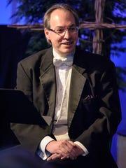 Kevin McMahon, conductor of the Sheboygan Symphony
