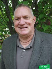 Assembly candidate David Merwin is seeking election.