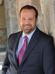 Rabbi David Seth Kirshner of Closter's Temple Emanu-El