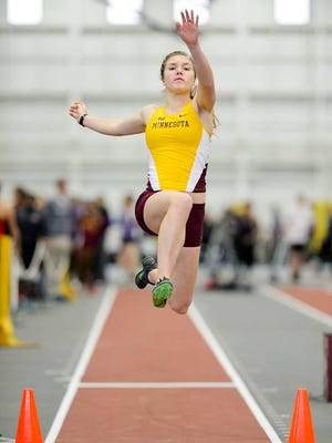 Manitowoc Lutheran grad Audra (Winter) Erickson spent all of high school trying to outrun the competition, but now is helping people catch up.