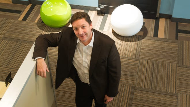 John Holland, Chief Executive Officer of D4, LLC.