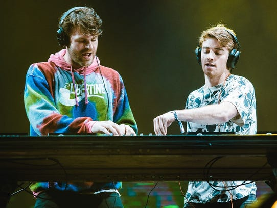 Chainsmokers will perform Dec.12 at Bankers Life Fieldhouse.
