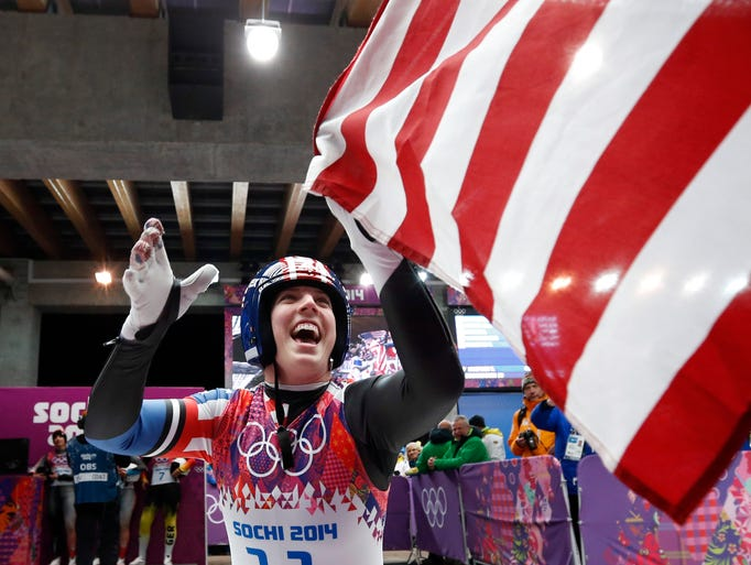 singles in hamlin Erin hamlin was shut out from the podium in the women's singles luge at the pyeongchang winter olympics on tuesday, as germany went 1-2 and canada took the bronze hamlin, who in 2014 became the .