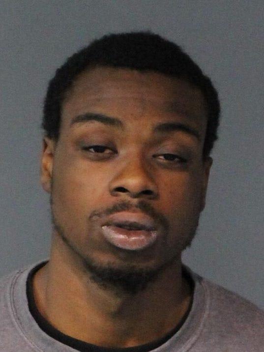 MUG SHOT Kareem Thomas Jr.