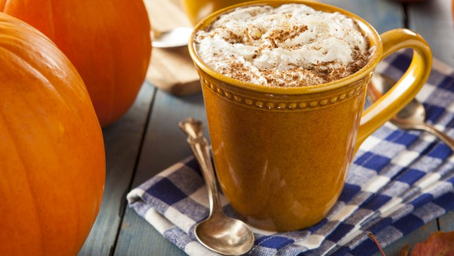 Dunkin' Donuts, Starbucks and even pet stores get in early on falls' Pumpkin Spice craze.