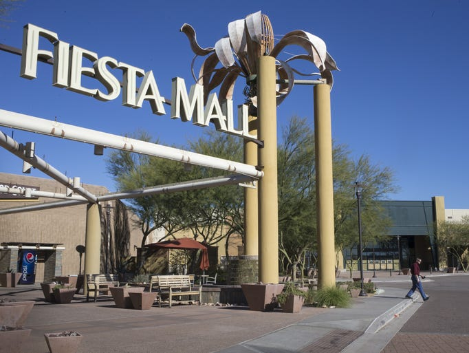 Fiesta Mall on January 5, 2017, 1445 West Southern