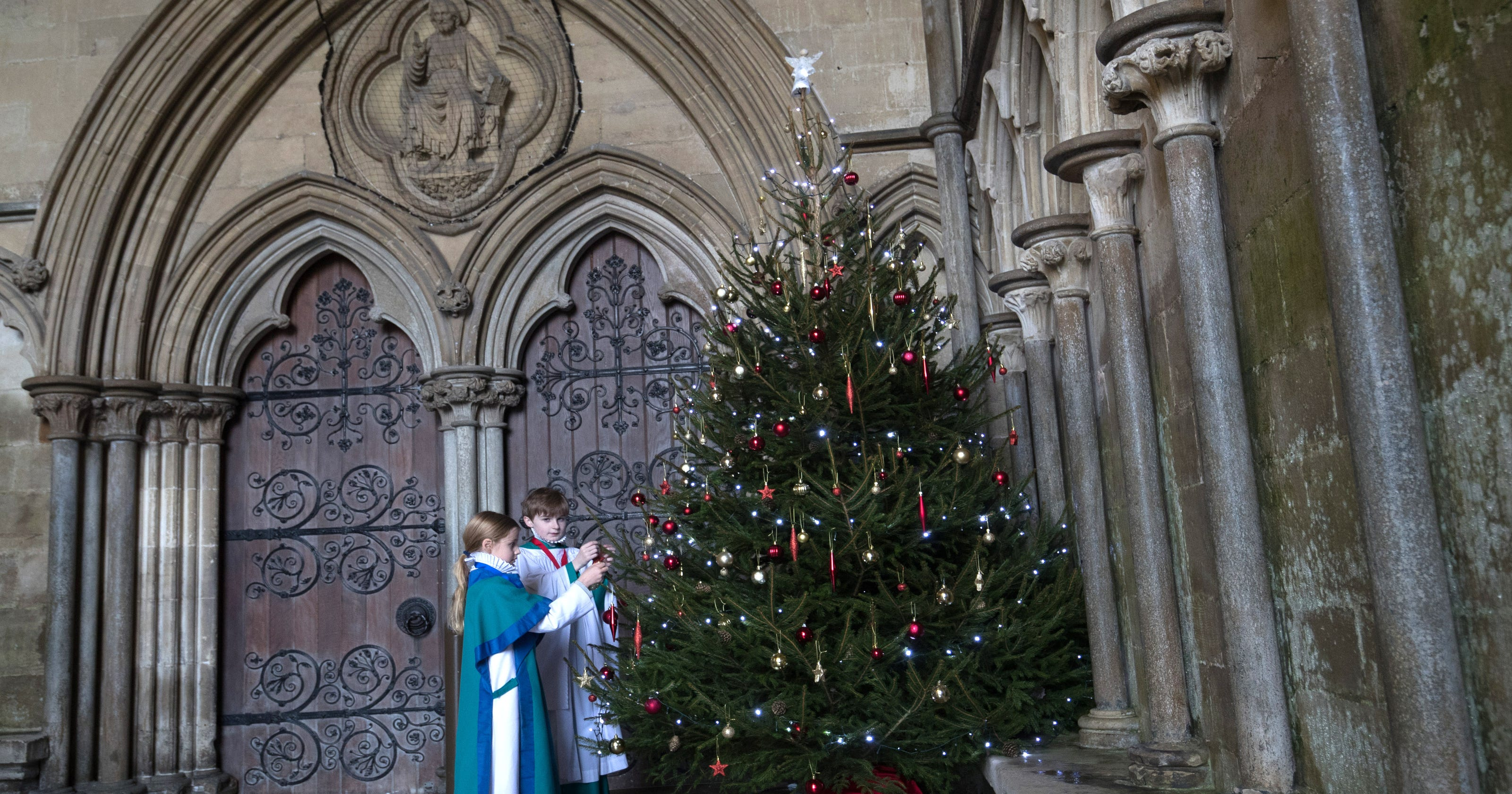 Christmas trees: Are they religious?