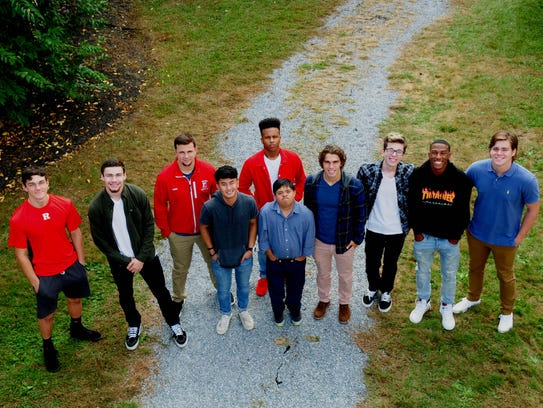Delsea Regional High School's Homecoming King candidates