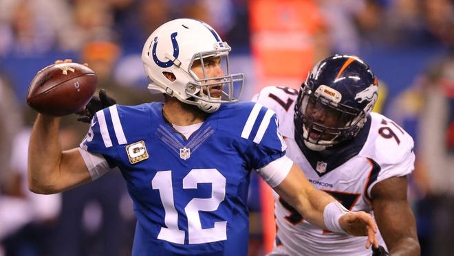 Colts quarterback Andrew Luck is expected to sign one of the biggest contracts in NFL history this offseason.