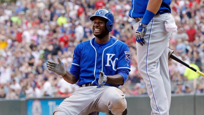 Lorenzo Cain signed the biggest deal of the offseason -- five-years, $80 million.