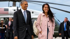 Malia Obama to take gap year before Harvard