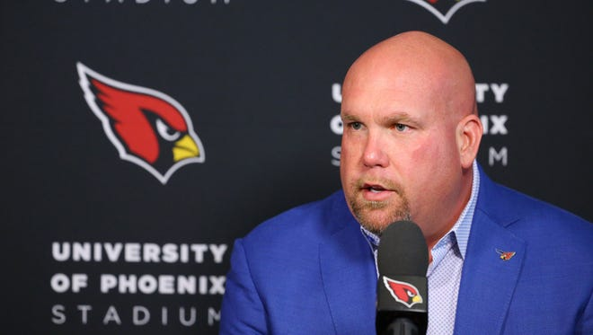 Cardinals General Manager Steve Keim was suspended for five weeks following his arrest for DUI.