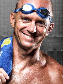 3X Olympic gold medalist Rowdy Gaines will be at the Cocoa YMCA this Friday at 5 p.m.