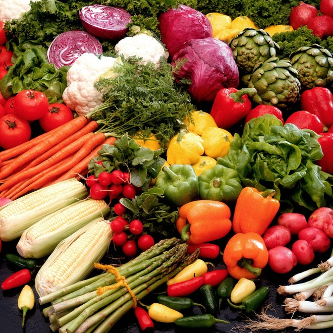 A vegetarian diet can be beneficial to your health.