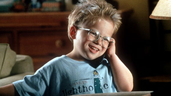 "As Ray in ""Jerry Maguire,"" Jonathan Lipnicki showed he was made to fly with Tom Cruise."