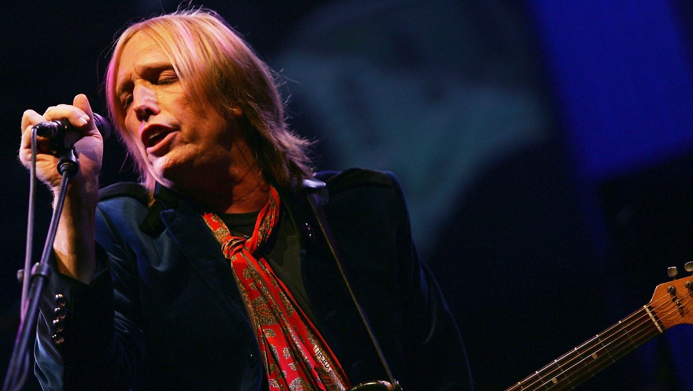 Tom Petty died of accidental drug overdose, coroner says