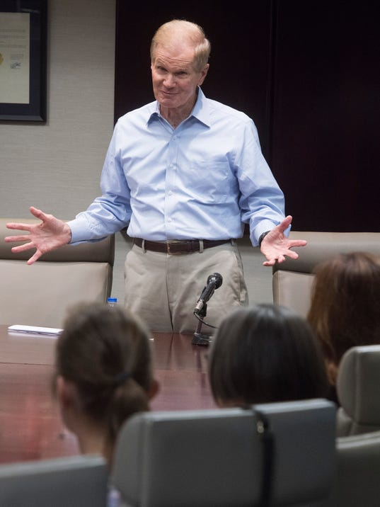 Bill Nelson-PSC Town Hall