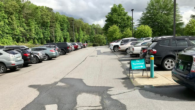 The city of Asheville's Municipal Code dictates how many parking spaces are required for a range of businesses and residential uses.