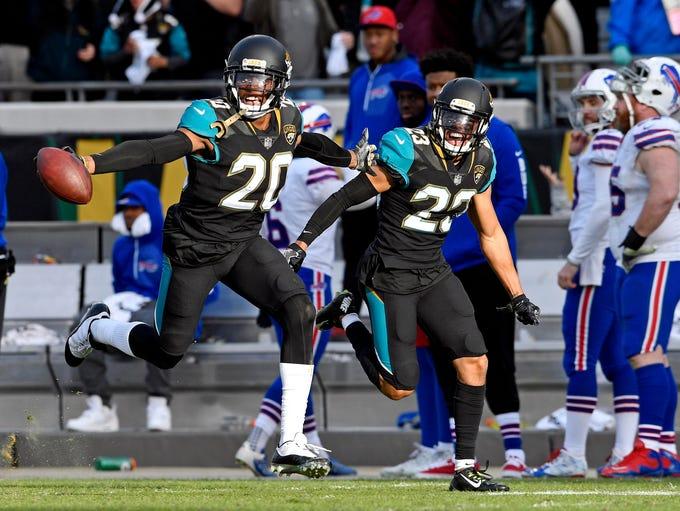 Jan 7, 2018; Jacksonville, FL, USA; Jacksonville Jaguars