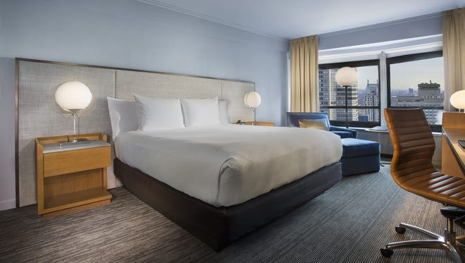 Hilton has revised its loyalty to allow guests to pool points for reward stays.