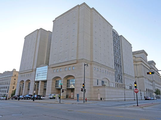 The Milwaukee County Jail is located at 949 N. 9th