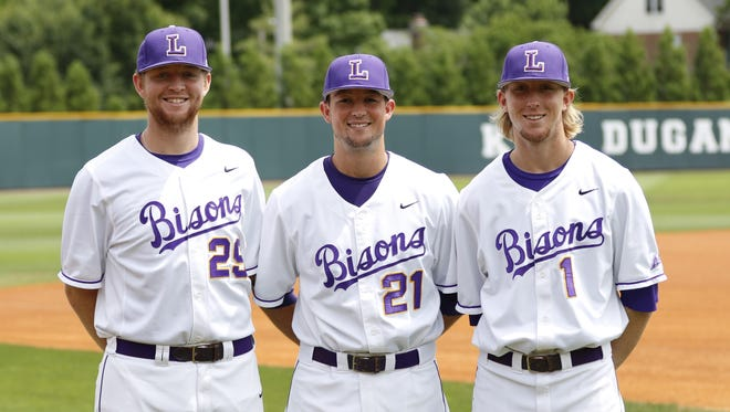 Ben, Josh and Adam Lee have a unique bond on and off the Lipscomb University baseball field.