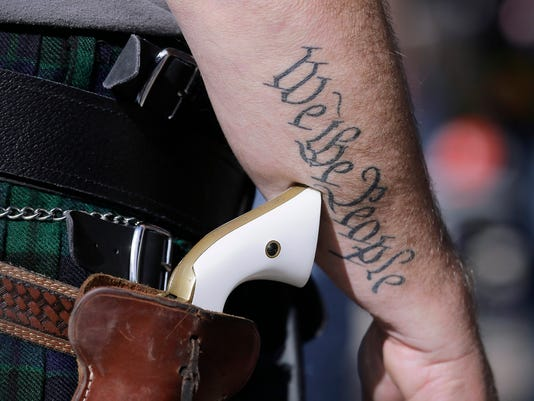 Texas allows guns into state mental health hospitals