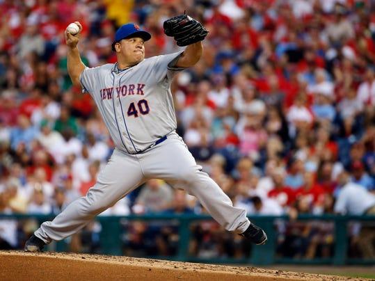 Mets Phillies Baseball (3)