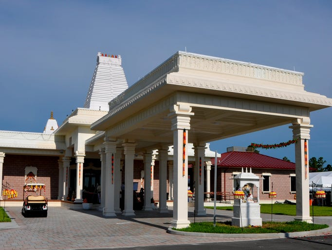 Friday morning begins the three day celebration and ceremonies for the opening of the Manav Mandir temple in Melbourne.