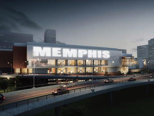 Memphis Cook Convention Center
