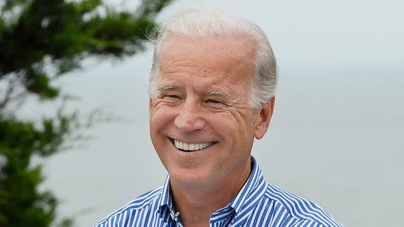 Vice President Joe Biden, shown in 2008 at Cape Henlopen State Park, will not attend the Sussex County Democratic Party's Jamboree in Lewes on Saturday, a longtime Biden favorite and an event that for Delaware Democrats will help kick off a new election season.