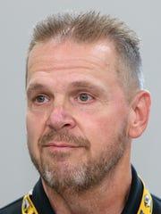 Tom Van De Berg, Greene County medical examiner.