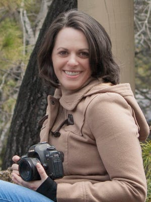 Elizabeth Peters, owner of Beating Hearts Photography.