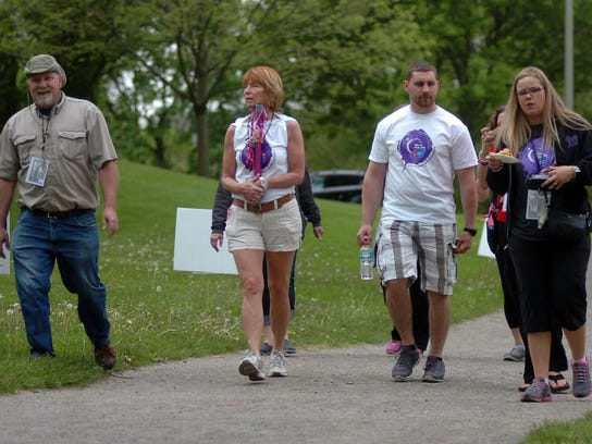 8 FRM Relay Life