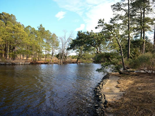 sby pine shore golf property