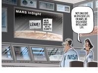 Thompson: NASA's Mars lander makes interesting discovery