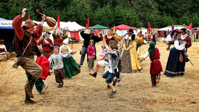 Shrewsbury Renaissance Faire takes place 10 a.m. to 6 p.m. Sept. 10-11 in Kings Valley.