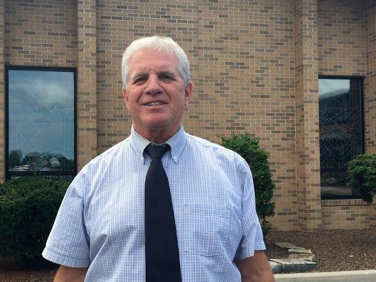 Perin starts school year as new Bishop Hoffman interim superintendent