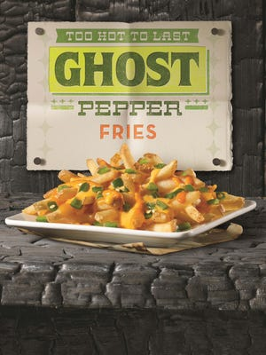 Wendy's Ghost Pepper Fries.