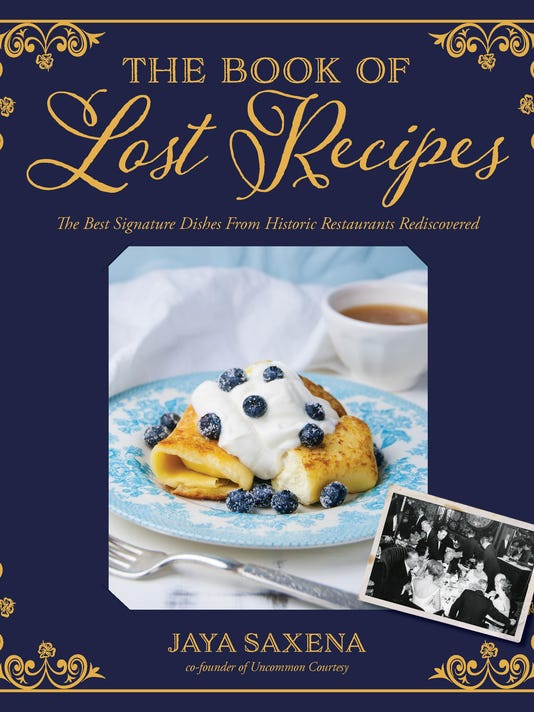Travel Lost Recipes
