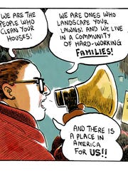 "Another panel from ""Dispatch from a Sanctuary City."""